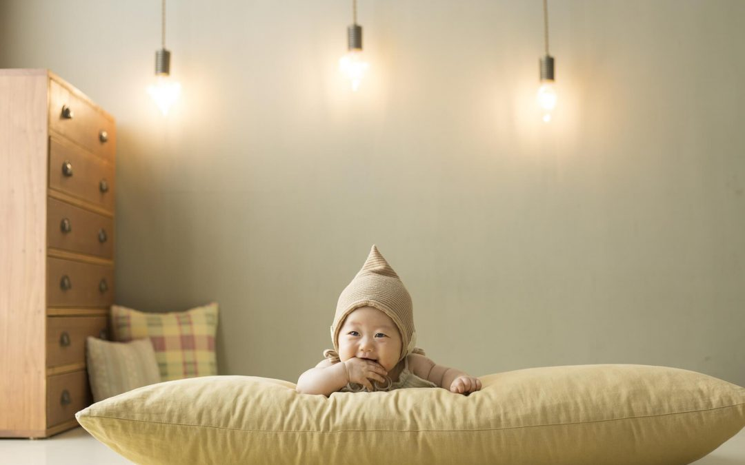 5 pomysłów na oświetlenie pokoju dziecięcego