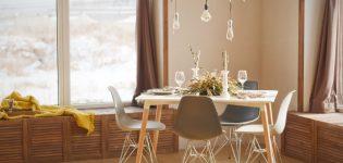 Jak dobrać właściwe oświetlenie do jadalni? Podpowiadamy!